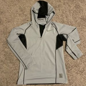 Nike Pro Fitted youth jacket